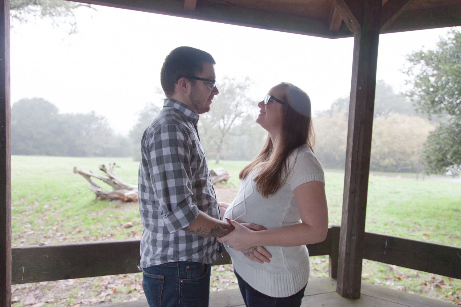 Spencer and Scott's Maternity Portraits