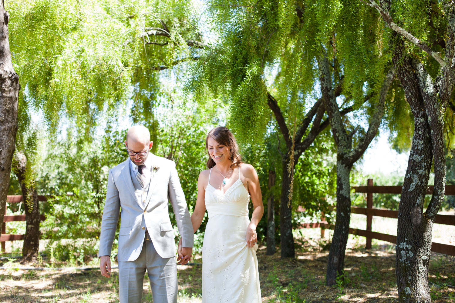 Brooke and Bill's Sebastopol Wedding