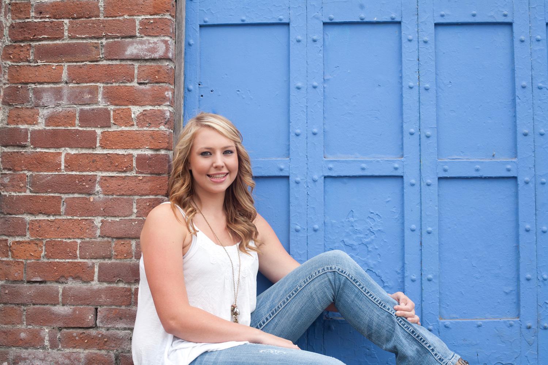 Senior Portraits for Haley