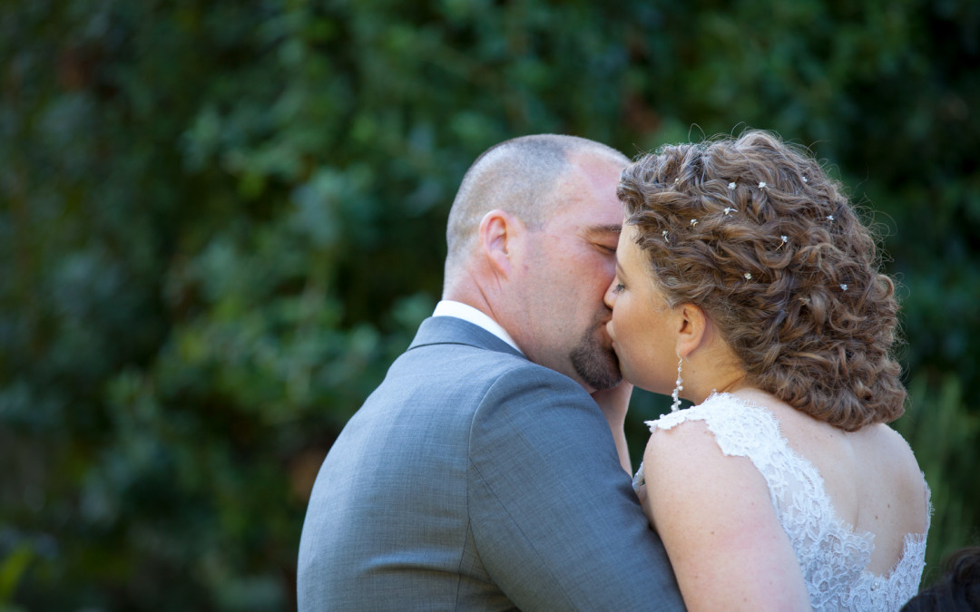 Katrina and Hunter's Russian River Wedding